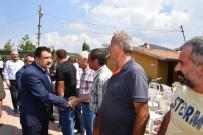 Başkan Gürkan Doğanyol İlçesinde İncelemelerde Bulundu