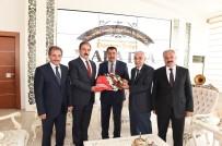 Başkan Gürkan, Esnafları Makamında Ağırladı