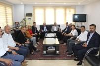 KAMİL OKYAY SINDIR - CHP Heyeti Adıyaman'da Yol Haritası Belirliyor