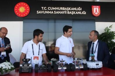 Cumhurbaşkanlığı Savunma Sanayii Başkanlığı Gençlerin TEKNOFEST Heyecanına Ortak Oluyor