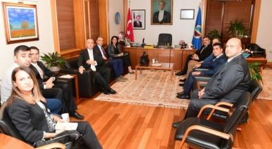 Deniz Kuvvetleri Komutanlığı'ndan Anadolu Üniversitesine Ziyaret