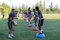 HALUK ULUSOY - Denizlispor, Kayserispor Maçı Hazırlıklarını Sürdürüyor