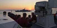Didim'de 61 Suriyeli Göçmen Yakalandı