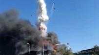 'Fabrika İçindeki Kazanın İnfilak Etmesi Sonucu 2 İtfaiyecimiz Yaralandı'