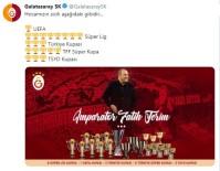 Galatasaray'dan Ali Koç'a Cevap Açıklaması 'Hocamızın Sicili Aşağıdaki Gibidir'