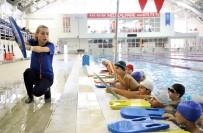 Gebze'de 2 Bin 500 Çocuk Yüzme İle Tanıştı