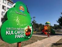 ANKARA RADYOSU - Halk Ozanı Aşık Dertli Kul Cafer'in Adı Parka Verildi