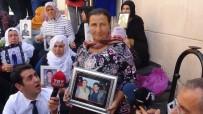 HDP Önünde Eylem Yapan Aile Sayısı 40'A Yükseldi