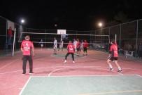 İnönü'de Voleybol Turnuvası Heyecanı Devam Ediyor