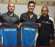 Kayseri Yolspor'a 4 Yeni Transfer