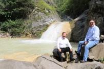 Kırgız Büyükelçi Ömüralıyev Giresun'da Stres Attı