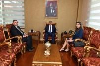 KKTC Mersin Başkonsolosu Mendeli Görevine Başladı