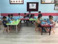Köy Okullarını Güzelleştiriyorlar
