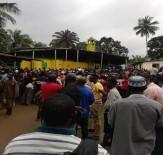 Liberya'da Okulda Yangın Açıklaması 25 Çocuk Öldü