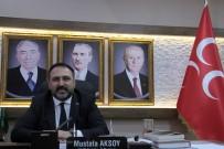 ÜLKÜCÜ - MHP Antalya İl Başkanı Aksoy Görevinden İstifa Etti