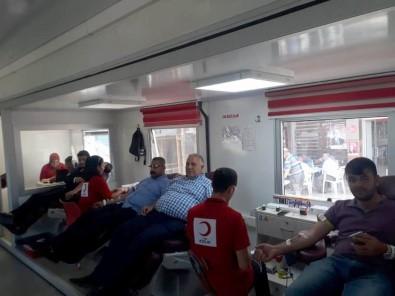 MHP'lilerden Kan Bağışı
