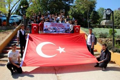 Muğla'da Üniversitelilerden Diyarbakır Annelerine Destek