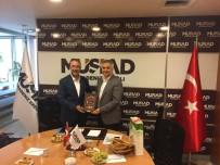 MÜSİAD Sidney Başkanı Kdz. Ereğli'ye Geldi