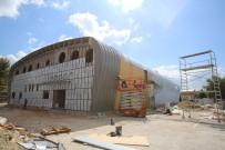 Orhangazi Spor Salonu'nun İç Kısım Çalışmaları Başladı
