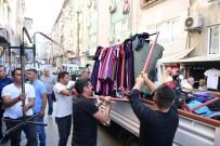 Osmangazi'de Kaldırım İşgaline İzin Yok