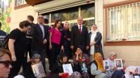 Osmanlı Hanedanı Torunu Nurhan Osmanoğlu'ndan HDP Önündeki Ailelere Destek Ziyareti