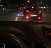 (Özel) İstanbul'da Dehşete Düşüren 'Makas' Terörü Kamerada