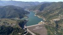 (Özel) Kocaeli'nin Su İhtiyacını Karşılayan Yuvacık Barajı'nda Su Seviyesi Yüzde 48'E Düştü