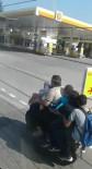OKUL SERVİSİ - (Özel) Okul Servisi Gibi Motosiklet