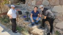 (Özel) Tarihi Antik Kent Mesotimolos'u Tanıtmak İçin Klip Çektiler
