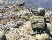 'Pençe-3 Operasyonu'nda yeni safhaya geçildi