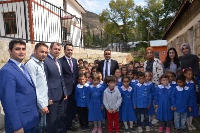Şenkaya'da Anaokulu Açılışı