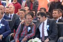 Sivas'ta Protokol Tribününde İki Sevilen Sima Dikkat Çekti