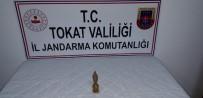 Tokat'ta Jandarmadan Tarihi Eser Operasyonu