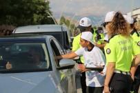 Tunceli'de 'Kemerin Ses Getirsin' Ve 'İlkyardım' Etkinliği