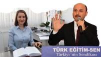 MÜSAMAHA - Türk Eğitim-Sen Başkanı Geylan Açıklaması 'Ceren Damar Şenel Davasına Müdahil Oluyoruz'