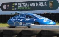 Üniversite Öğrencilerinin Elektrikli Araçları, TEKNOFEST'te Ödül Alabilmek İçin Piste Çıktı