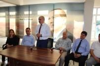 AK Parti'li Mersinli Salihli'de Açıklamalarda Bulundu