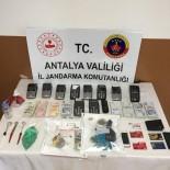Alanya'da Kredi Kartı Dolandırıcılığı Açıklaması 4 Gözaltı