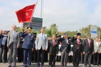 Bandırma'da 19 Eylül Gaziler Günü Kutlandı