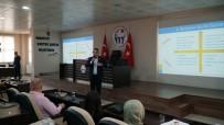 Belediye Çalışanlarına 'Kurum Kültürü Ve Aidiyet Eğitimi' Verildi