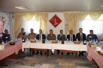 Cizre'de Şehit Yakınları Ve Gaziler Yemekte Bir Araya Geldi