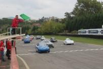 Elektrikli Araç Yarışlarında Final Başlangıcını TÜBİTAK Başkanı Yaptı