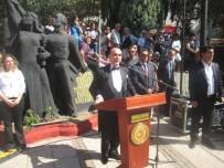 Erdek'te Atatürk'ün Benzerine Büyük İlgi