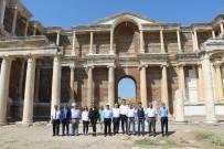Manisa'nın Turizm Potansiyelini Harekete Geçirmek İçin Çalışma Başladı