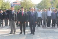 Manyas'ta  Gaziler Günü Kutlandı