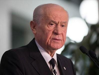 MHP Genel Başkanı Bahçeli: Bahane üretenler, gazilerimizin emanetlerine cephe açan namertlerdir