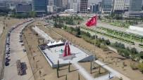 EMNİYET TEŞKİLATI - Mihraplı Şehitler Anıtı Törenle Açıldı