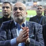 MURAT SANCAK - Murat Sancak Yeniden 1. Lig Kulüpler Birliği Başkanı Oldu