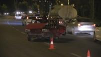 Niğde'de Halk Otobüsü İle Otomobil Çarpıştı Açıklaması 5 Yaralı