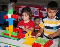 OYUNCAK MÜZESİ - Okullar Açıldı Kitap Ve Oyuncak Kütüphanesi Şenlendi